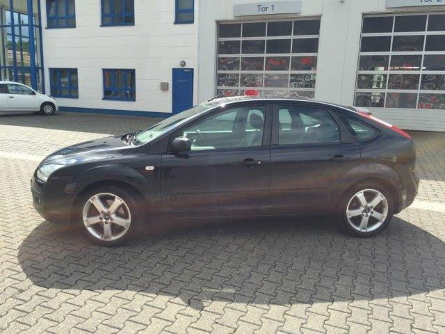 Buying a car Ford Focus from Germany