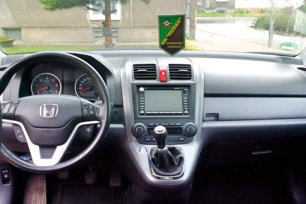 Buy a car from Germany Honda CRV 2.2 CTDi 140 hp (6)