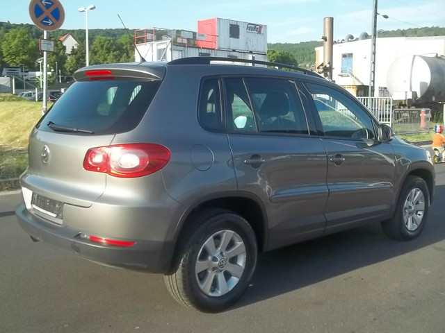 Buy a car from Germany, VW Tiguan Track and Field 2008, Gelnhausen, Germany, May 2012 (4)