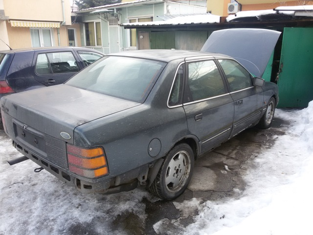 Buy a car from Germany - ford scorpio 1991, 600Euro, 194hp (8)