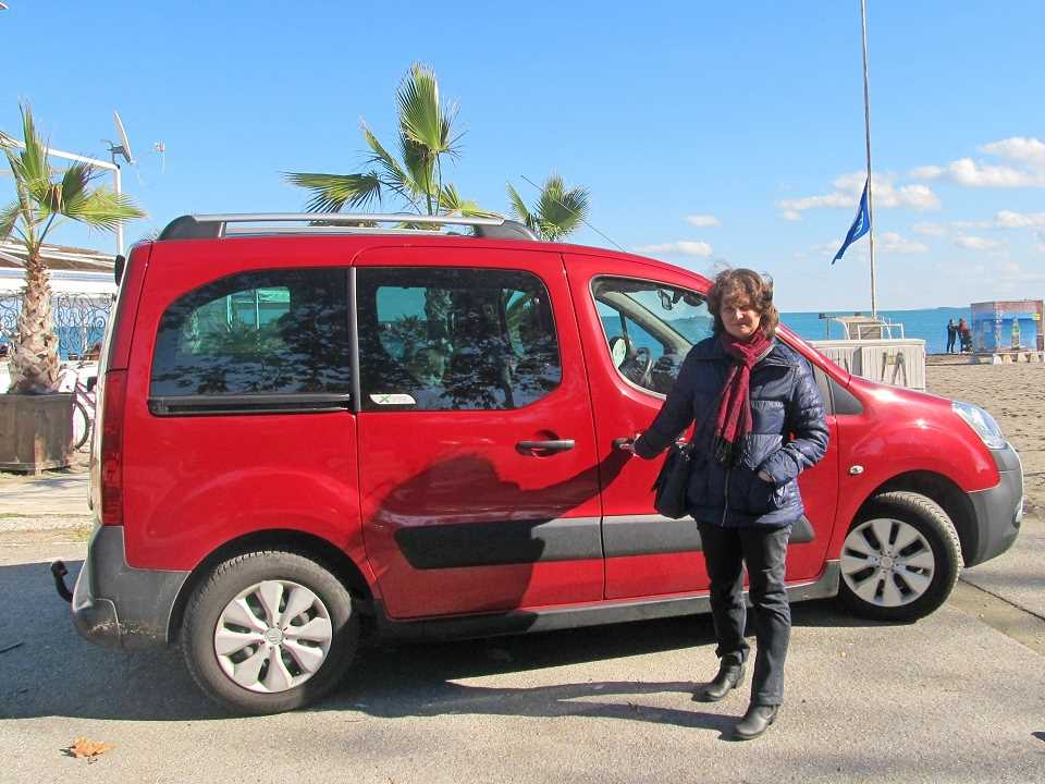 от Германия - Citroën Berlingo 2010 - 1.6 HDi - 90 к.с. - Mullewapp
