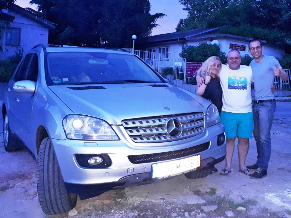 Mercedes-Benz ML 320 CDI 4Matic 2006