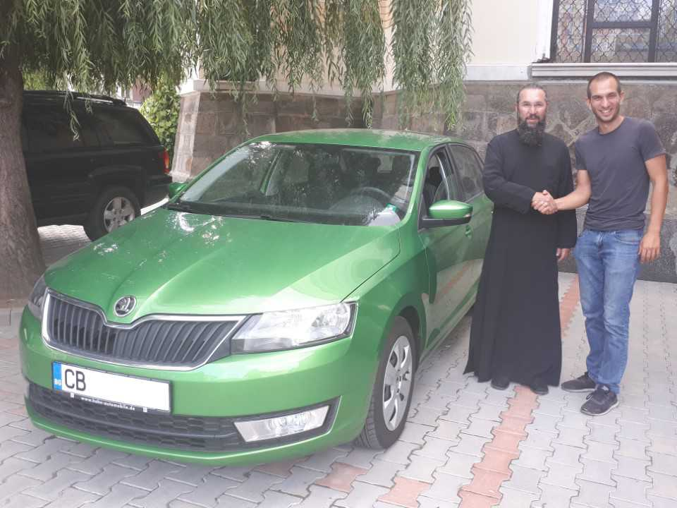 Skoda Rapid Spaceback 1.4 TDI DSG 2017 90hp