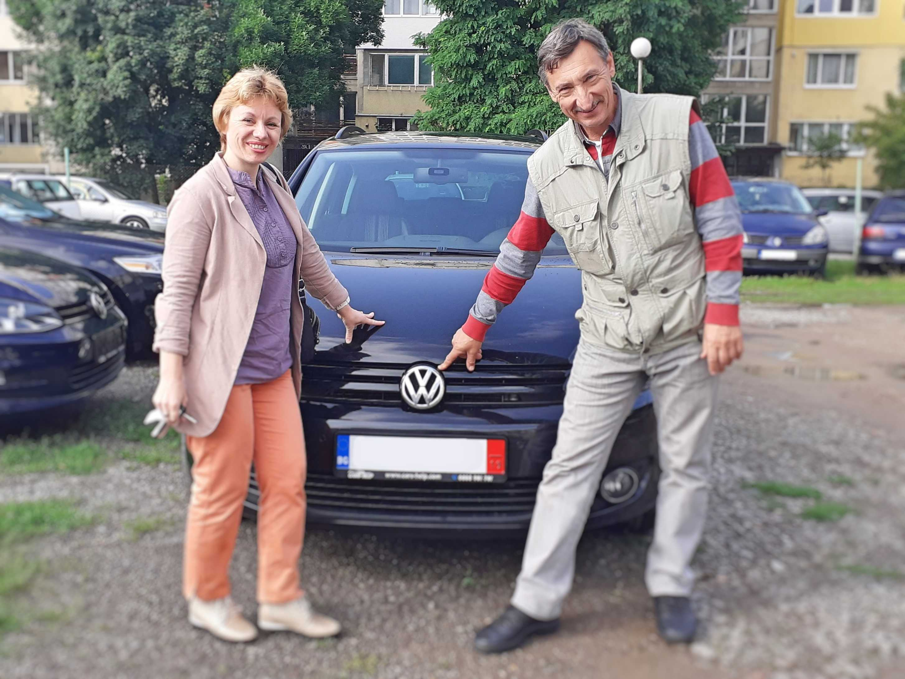 Внос от Германия - Volkswagen Golf Plus 1.6 TDI Match DSG