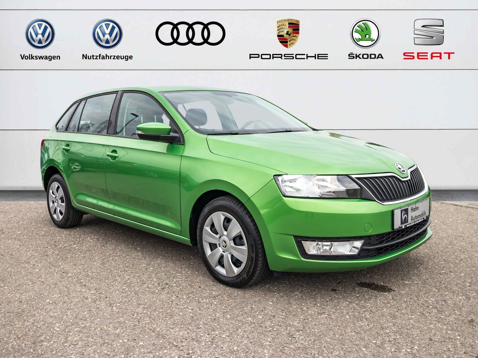 Skoda Rapid Spaceback 1.4 TDI DSG 2017 90hp 1