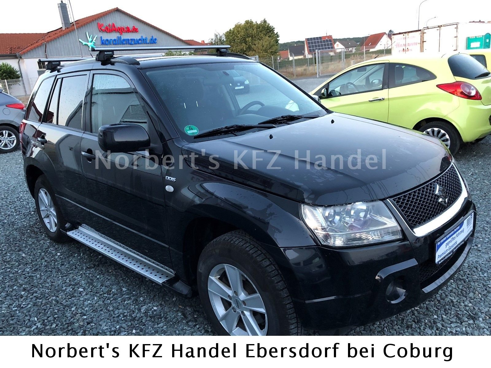 Suzuki Grand Vitara 1.9 DDiS 2007 129hp