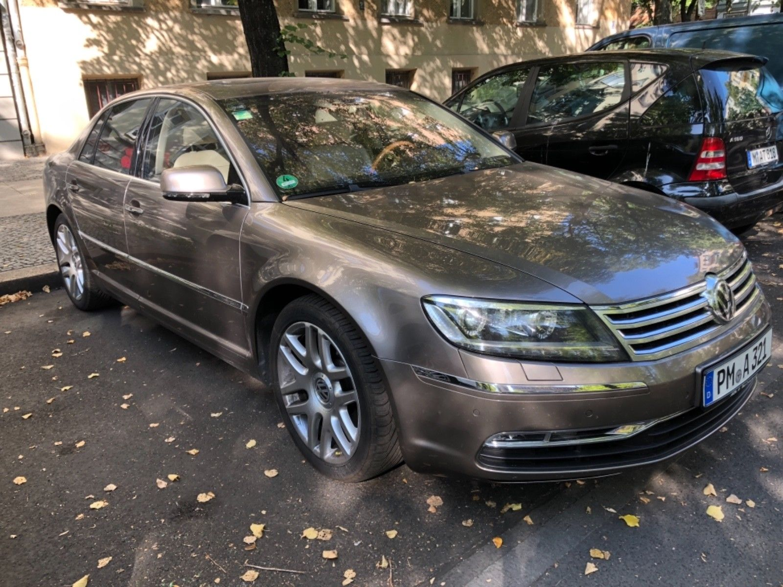 VW Phaeton 2011 3.0tdi V6 239hp gallery