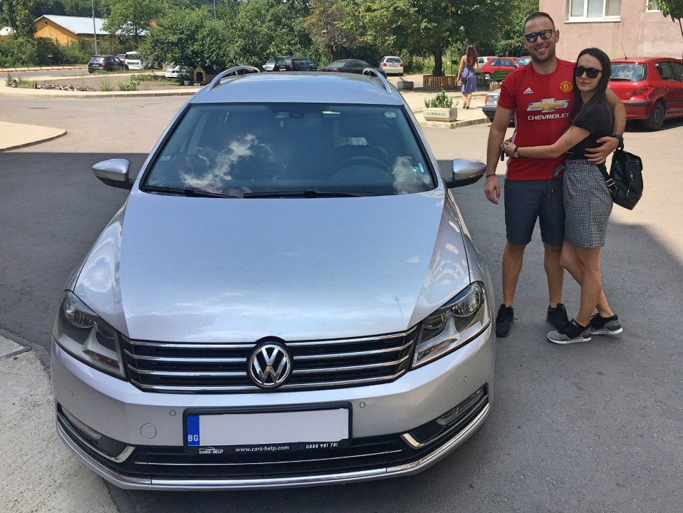 Volkswagen Passat 2.0tdi 140ps 2011 Highline