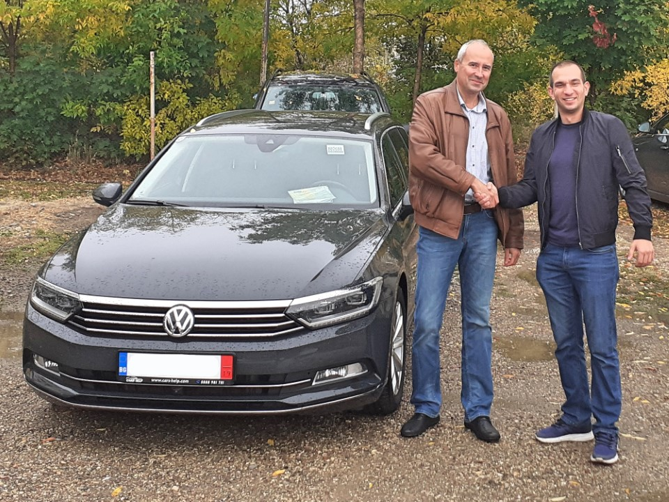 VW Passat Variant Highline 2016 2.0tdi 190hp Digital Display