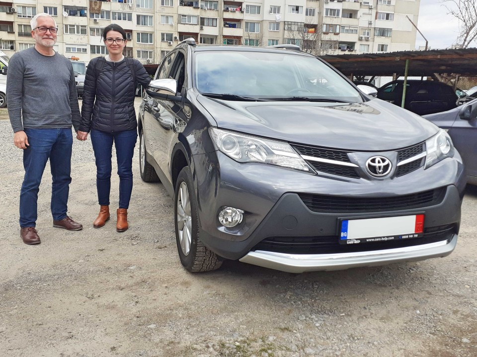 Toyota RAV 4 START Edition 4WD Aut. 2014 150hp