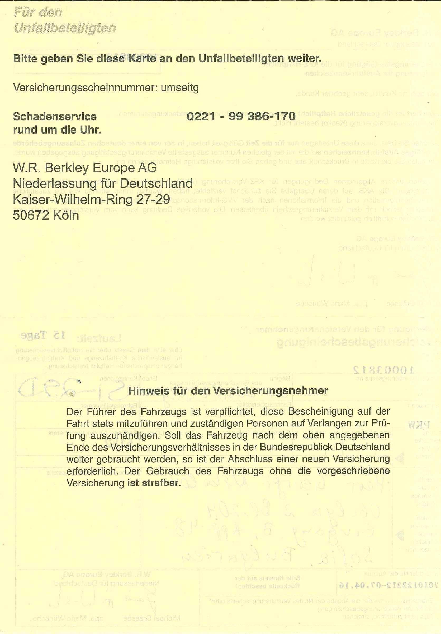 Versicherung_Gruene_Karte_Ausfuhrkennzeichen-back