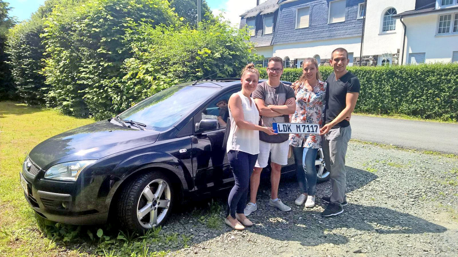 Покупка на лека кола от Германия