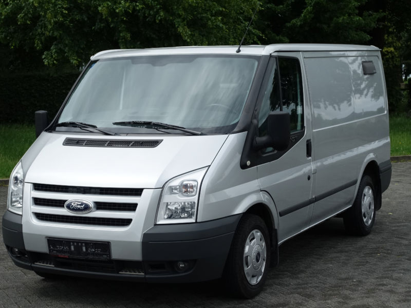 Buy a minibus from Germany