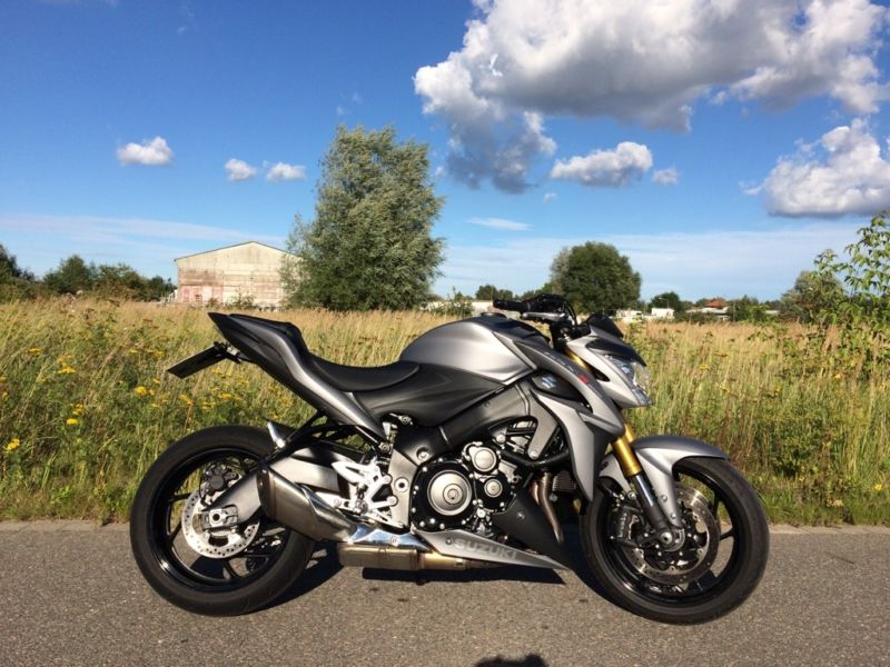 Buy Sport motorcycle from Germany