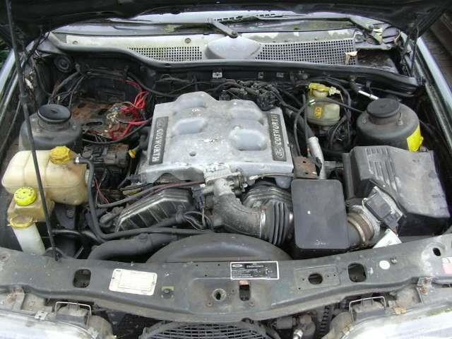 Pokupka na avtomobil Ford Scorpio ot Germaniya - 1991g; 194 ks; 2.9 cm3; (3)