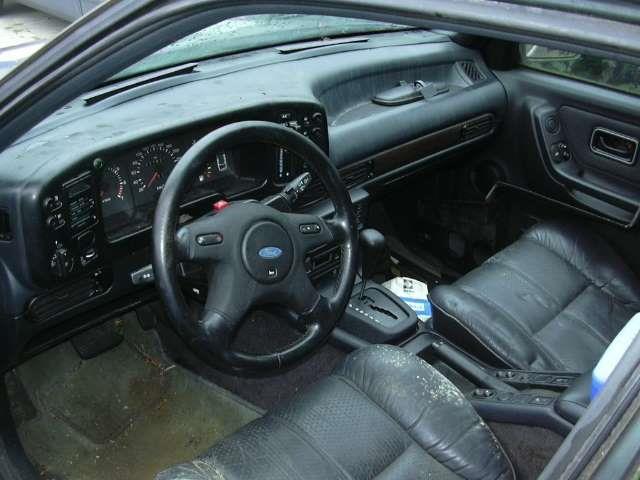 Pokupka na avtomobil Ford Scorpio ot Germaniya - 1991g; 194 ks; 2.9 cm3; (4)