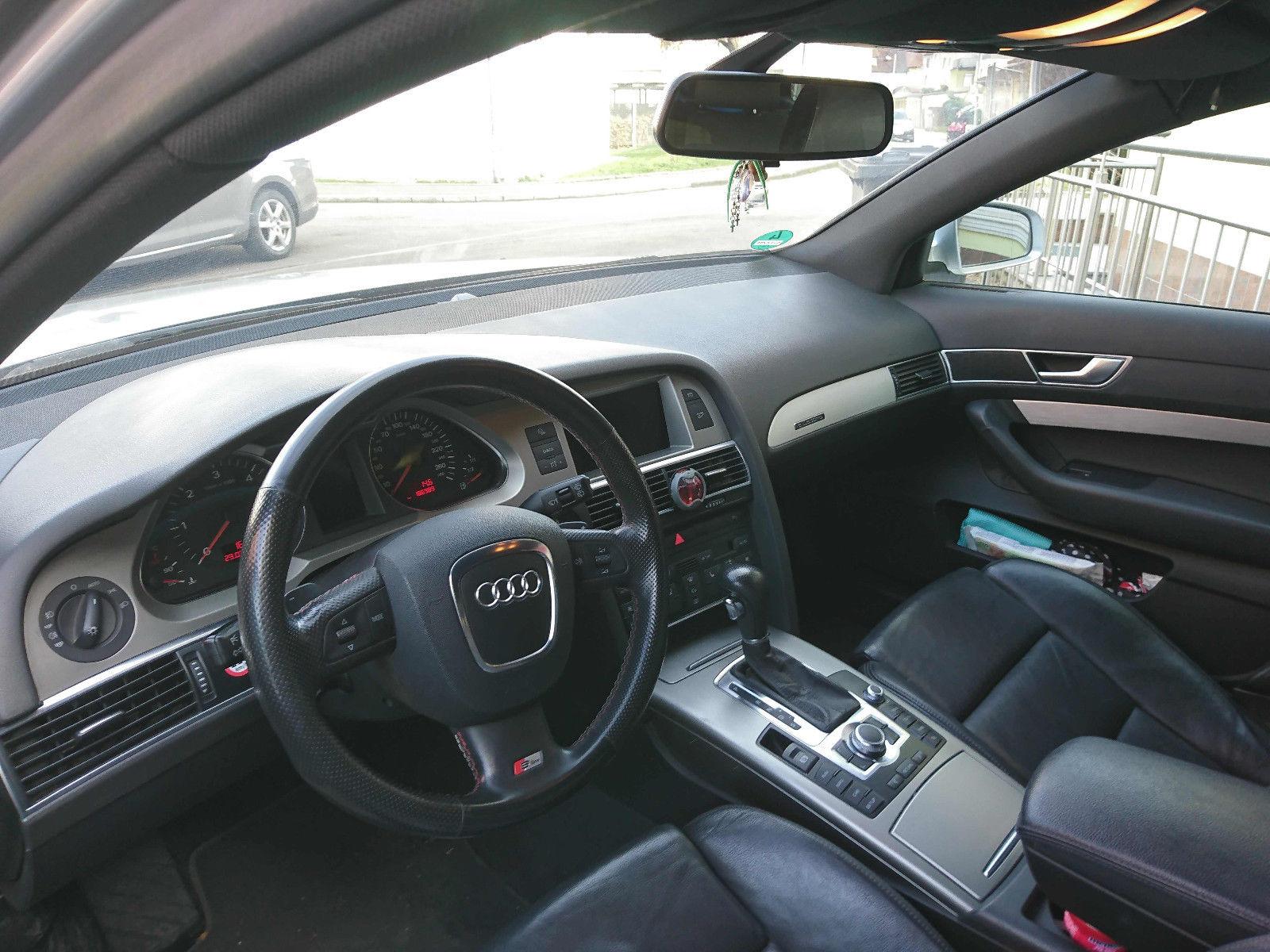 Audi A6 Avant S-line Quattro, 3.0 TDI, 224 ks, 8750 Euro, pokupka na kola ot Germaniya (4)