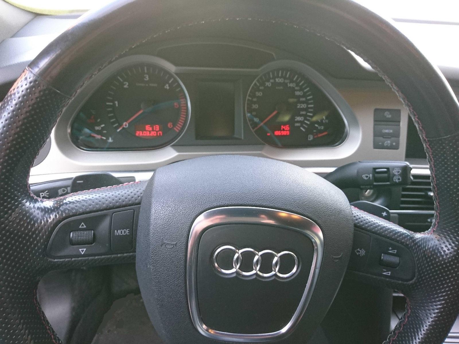 Audi A6 Avant S-line Quattro, 3.0 TDI, 224 ks, 8750 Euro, pokupka na kola ot Germaniya (6.2)
