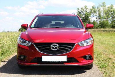 Pokupka na kola ot Germaniya; Mazda 6 Kombi Skyactiv, rubinrot, 2.2 D, 150 k.s., 30.06.2017 (1)