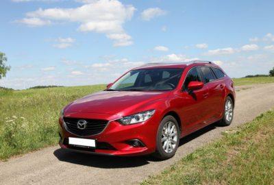 Pokupka na kola ot Germaniya; Mazda 6 Kombi Skyactiv, rubinrot, 2.2 D, 150 k.s., 30.06.2017 (2)