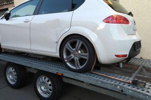 Pokupka na kola ot Germaniya, Seat Leon FR, 2.0 TFSI, 200 k.s, 14.06.2017, 4600 Evro (15)