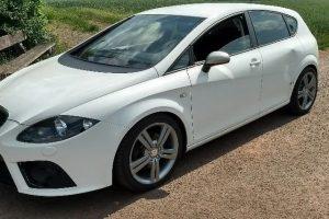 Pokupka na kola ot Germaniya, Seat Leon FR, 2.0 TFSI, 200 k.s, 14.06.2017, 4600 Evro (2)