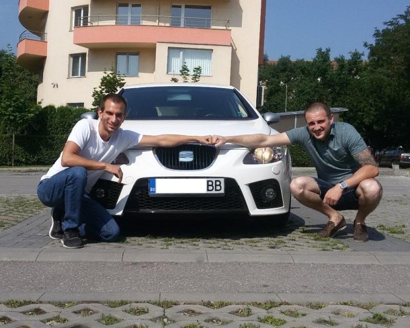 Покупка на Seat Leon 2.0 TFSI от Германия
