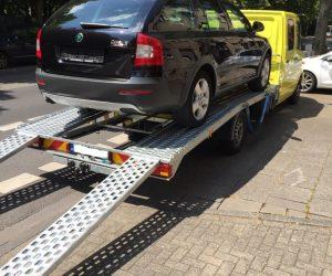 Pokupka na kola ot Germaniya; Skoda Octavia Scout 4x4, 2.0 TDI, 140ks, 14.06.2017 8400 Evro; Avtovoz ot Germaniya do Bylgariya