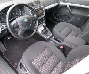 Pokupka na kola ot Germaniya; Skoda Octavia Scout 4x4, 2.0 TDI, 140ks, 14.06.2017 8400 Evro Interior driver