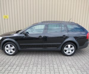 Pokupka na kola ot Germaniya; Skoda Octavia Scout 4x4, 2.0 TDI, 140ks, 14.06.2017 8400 Evro Right Side