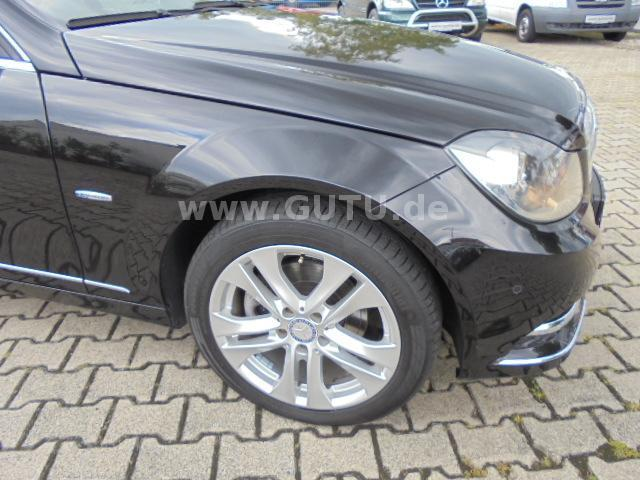 Pokupka na kola ot Germaniya; Mercedes C 200 Avantgarde, 2.2 D, 136 k.s., 10.08.2017 (4)