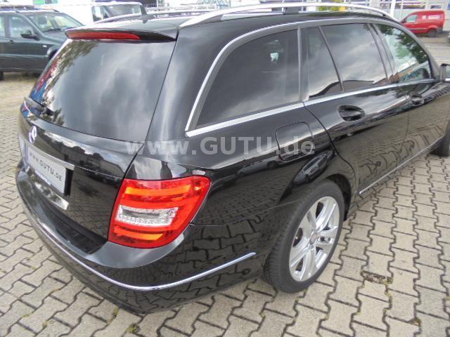 Pokupka na kola ot Germaniya; Mercedes C 200 Avantgarde, 2.2 D, 136 k.s., 10.08.2017 (8)