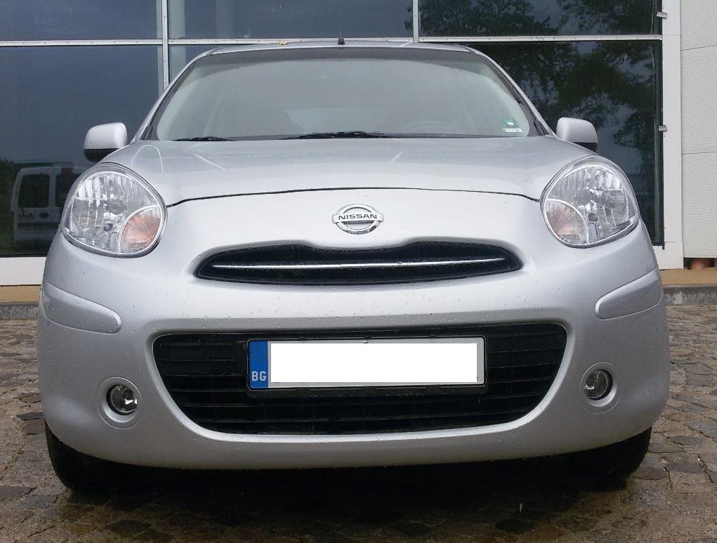 Tehnicheska proverka na avtomobil na myasto, cars-help, Nissan Micra, Plovdiv (1)
