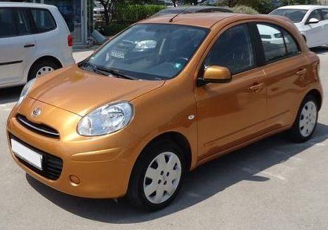 Tehnicheska proverka na avtomobil na myasto, cars-help, Nissan Micra, Varna 2017 (1)