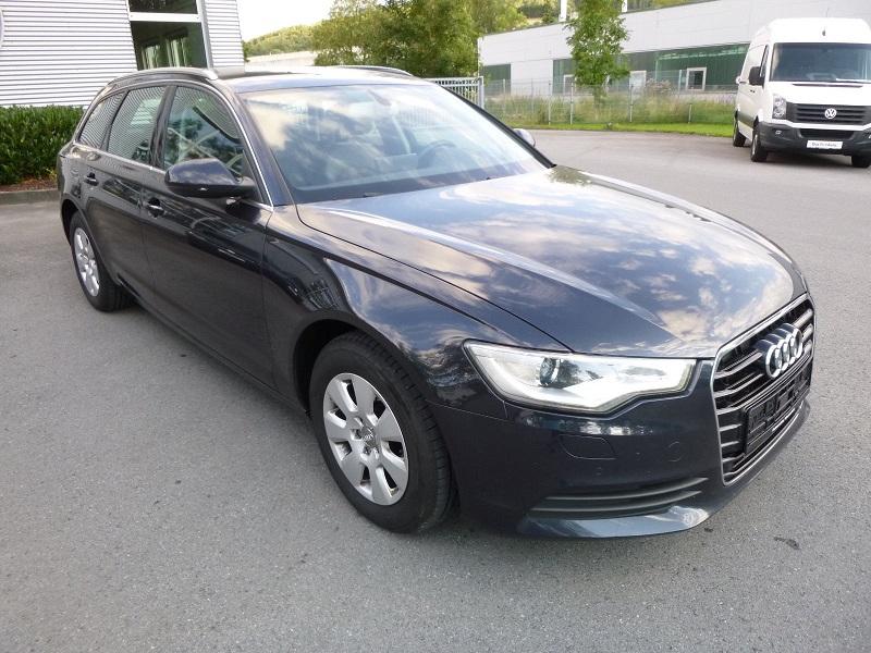 Покупка на кола от Германия -Ауди А6 2013-та, 2.0 TDI, 177 к.с.; 09.09.2017 (2)