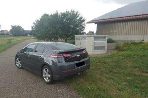 Покупка на кола от Германия -Chevrolet Volt 2012-та, 1.4 Hybrid, 151 к.с.; 16.08.2017 (2)