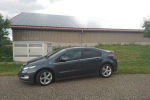 Покупка на кола от Германия -Chevrolet Volt 2012-та, 1.4 Hybrid, 151 к.с.; 16.08.2017 (3)