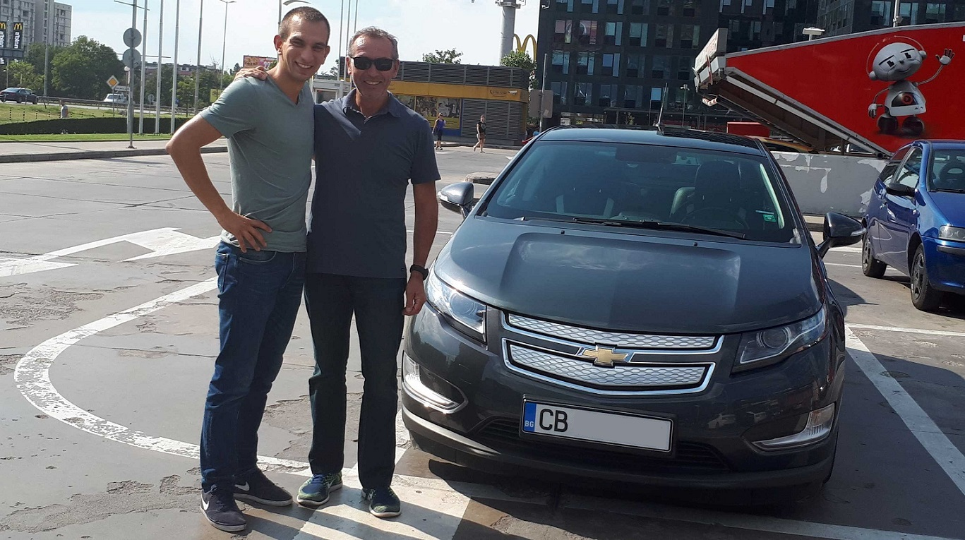 Покупка на кола от Германия; Chevrolet Volt; Hybrid; 2012; 151 k.s.; 16.08.2017 Sofia