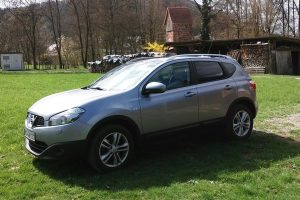 Покупка на кола от Германия -Nissan Qashqai 2010-та, 2.0 dCi, 150 к.с.; 04.09.2017 - снимки в Германия (1)
