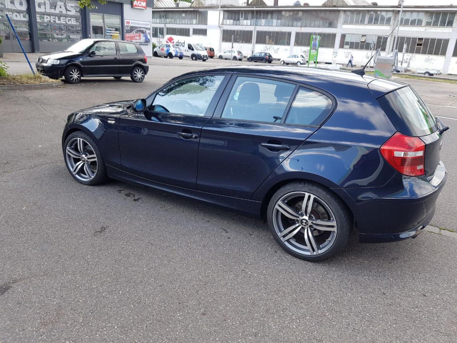 Pokupka na kola ot Germaniya; BMW 118i, 145 k.s., 08.08.2017 (3.1)