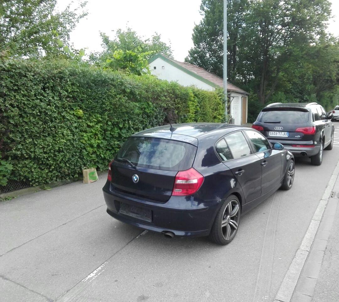 Pokupka na kola ot Germaniya; BMW 118i, 145 k.s., 08.08.2017 (4.1)