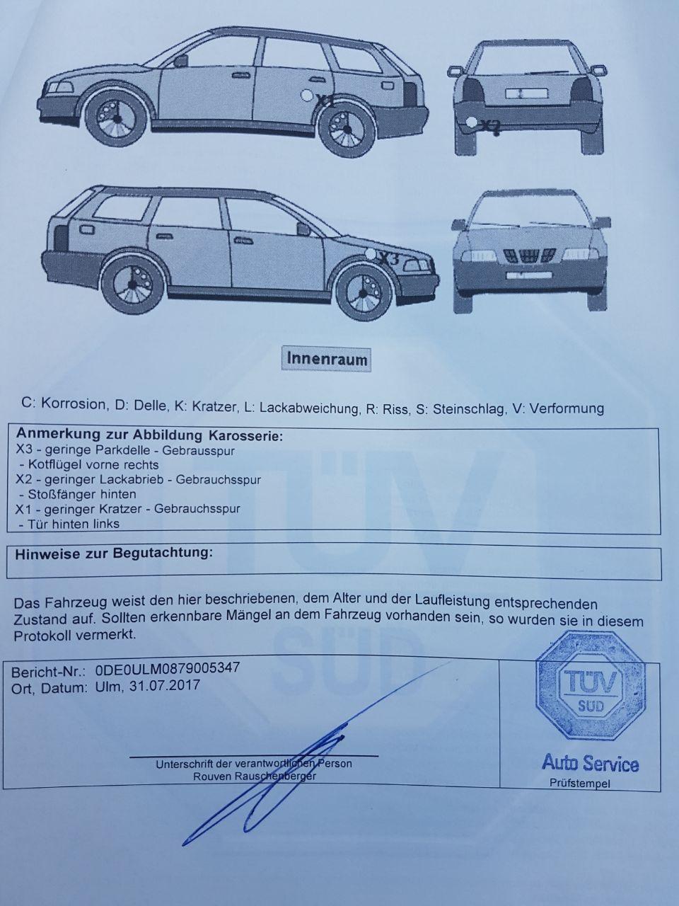 Preminat technicheski pregled na myasto v Germaniya. BMW 118i, 145 к.с. 08.08.2017 TÜV (4)
