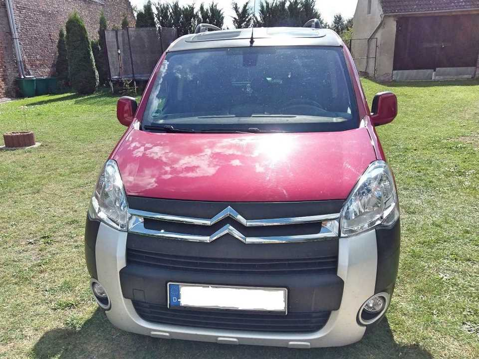 Покупка на кола от Германия - Citroën Berlingo 2010 - 1.6 HDi - 90 к.с. - Mullewapp - Gallery - 22.09.2017