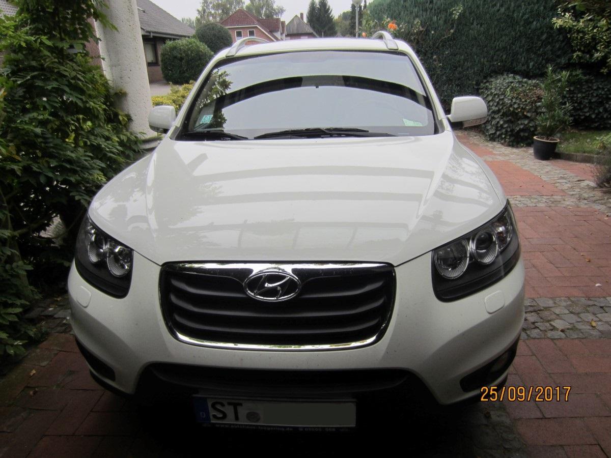 Покупка на кола от Германия - Hyundai SantaFe Premium 2010 - 2.2 CRDi - 197 k.s. - 10000 Evro - 16.10.2017 (1)