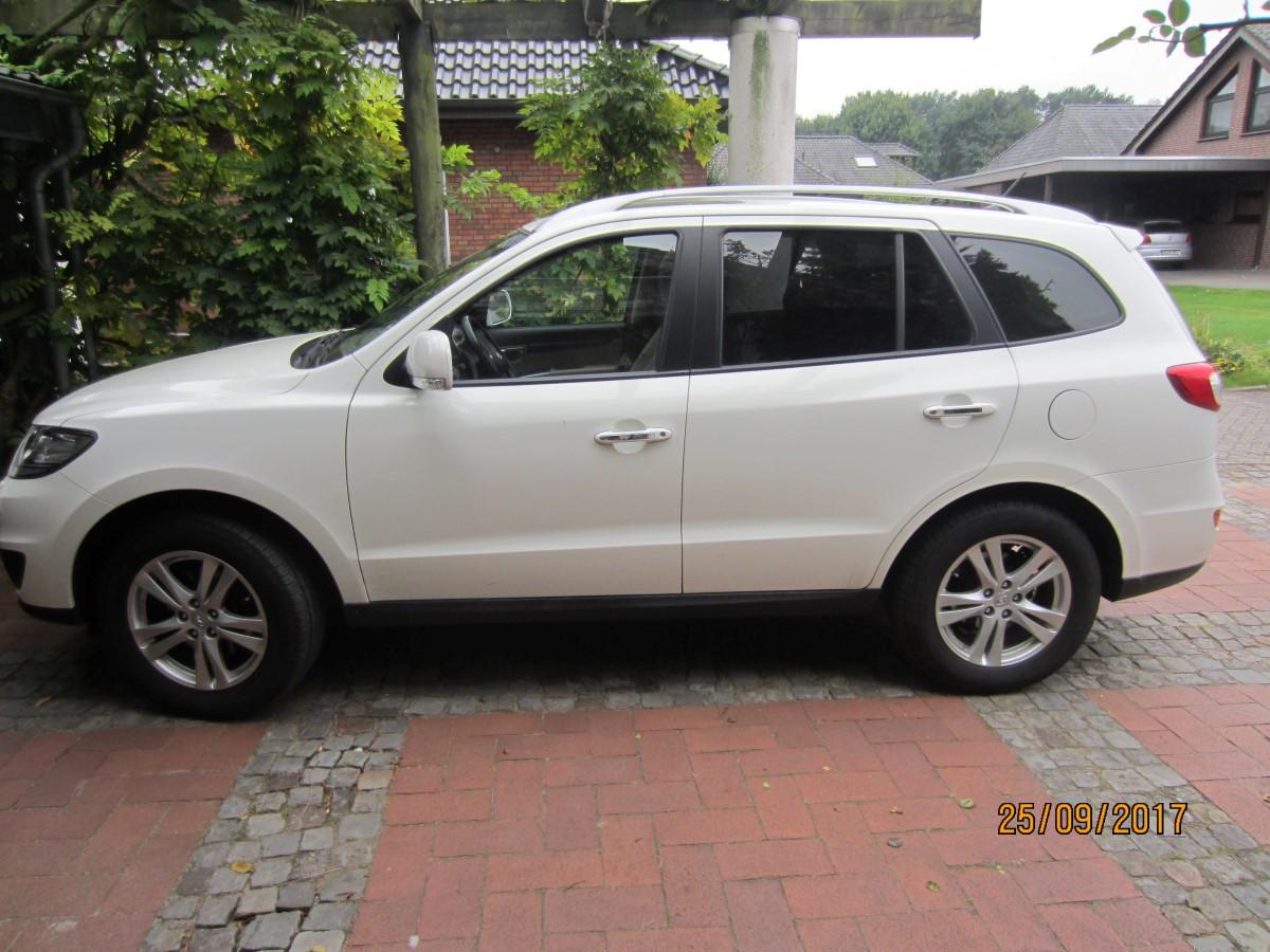 Покупка на кола от Германия - Hyundai SantaFe Premium 2010 - 2.2 CRDi - 197 k.s. - 10000 Evro - 16.10.2017 (2)