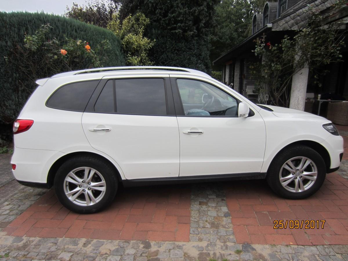 Покупка на кола от Германия - Hyundai SantaFe Premium 2010 - 2.2 CRDi - 197 k.s. - 10000 Evro - 16.10.2017 (3)