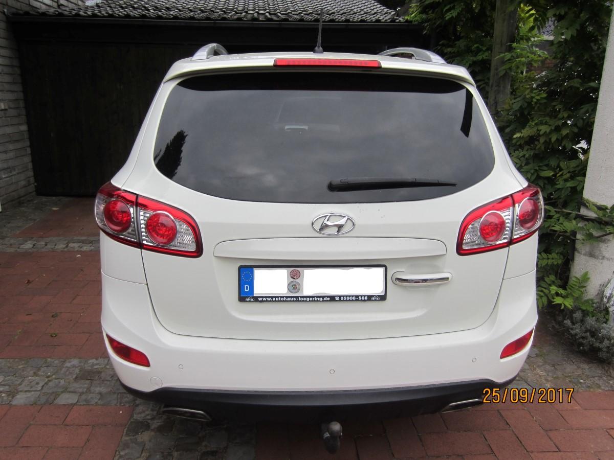 Покупка на кола от Германия - Hyundai SantaFe Premium 2010 - 2.2 CRDi - 197 k.s. - 10000 Evro - 16.10.2017 (4)