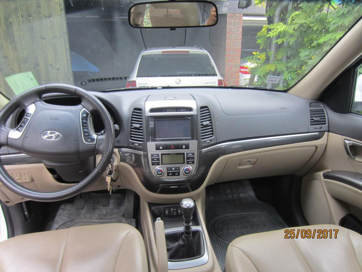 Покупка на кола от Германия - Hyundai SantaFe Premium 2010 - 2.2 CRDi - 197 k.s. - 10000 Evro - 16.10.2017 (6)