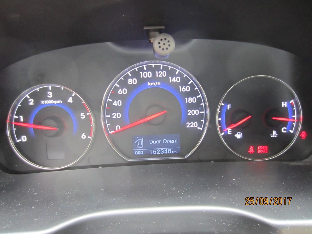 Покупка на кола от Германия - Hyundai SantaFe Premium 2010 - 2.2 CRDi - 197 k.s. - 10000 Evro - 16.10.2017 (7)