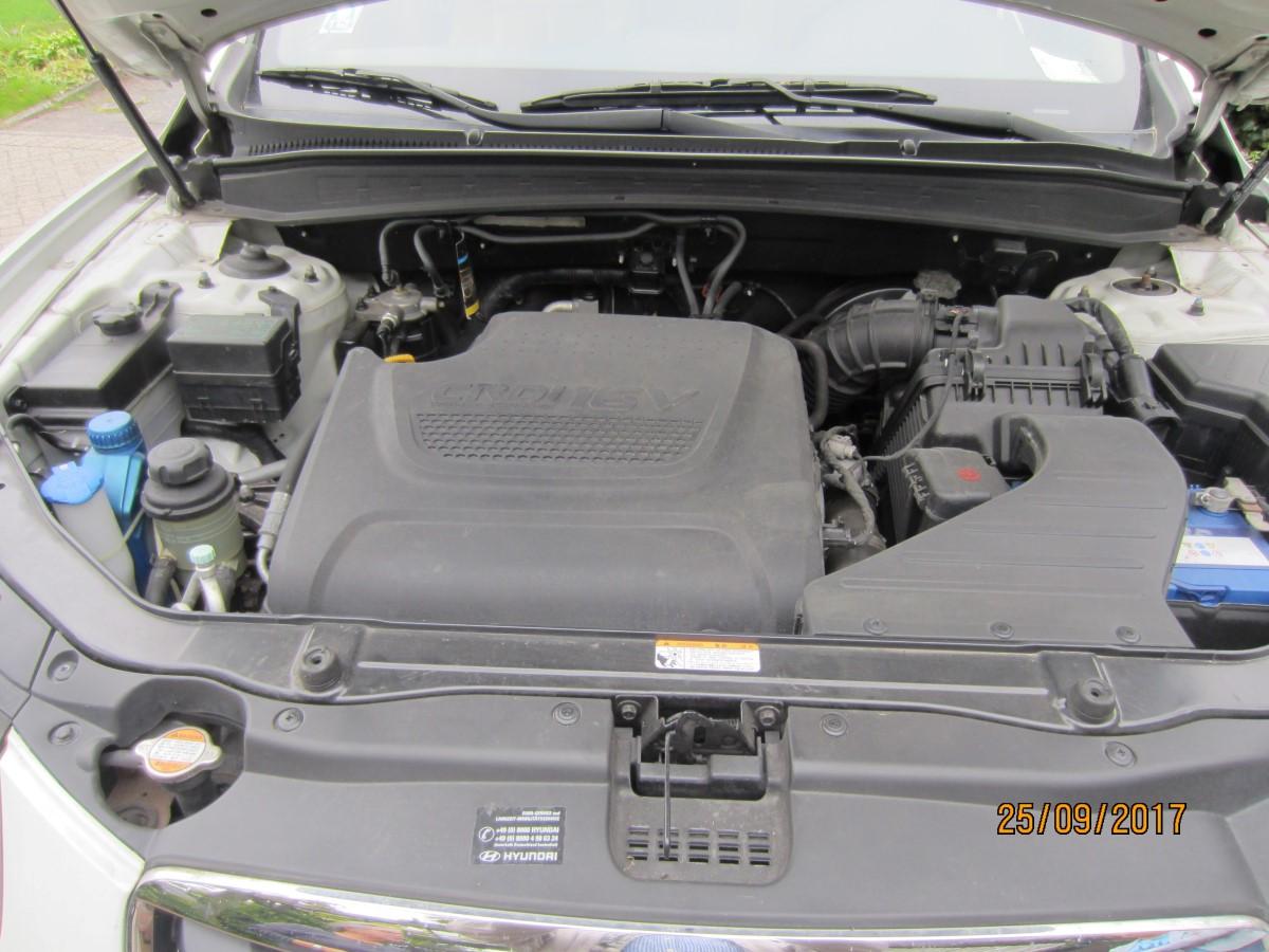 Покупка на кола от Германия - Hyundai SantaFe Premium 2010 - 2.2 CRDi - 197 k.s. - 10000 Evro - 16.10.2017 (8)